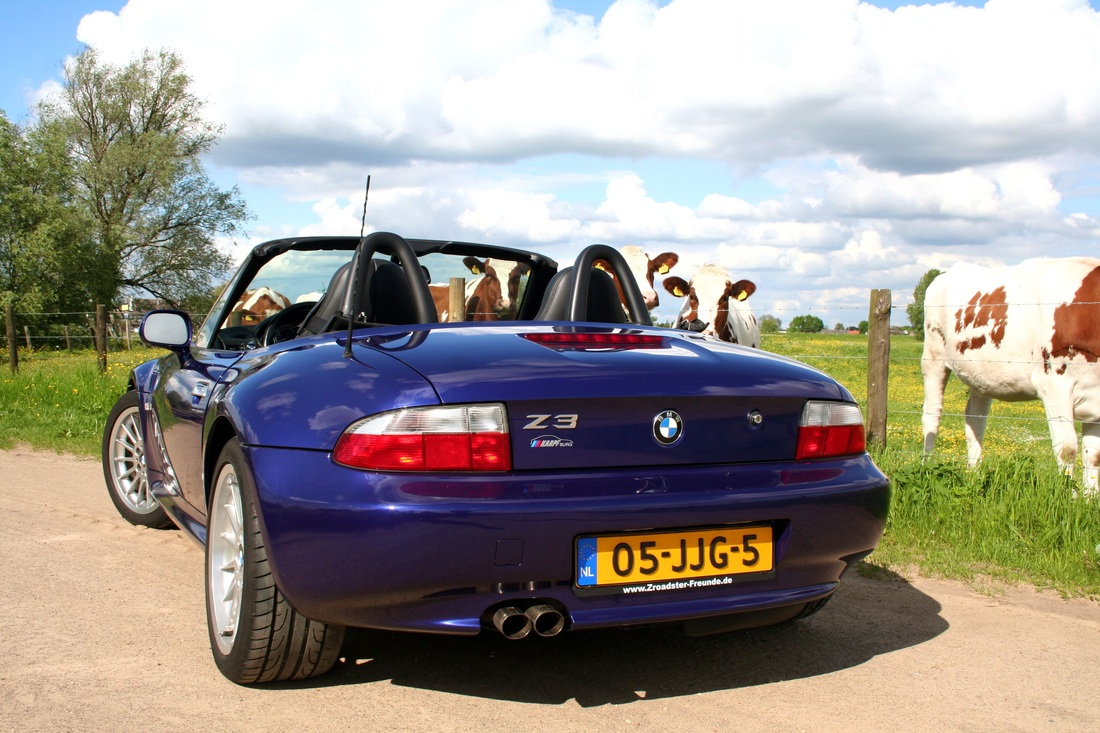 Bmw Z3 2 8 Roadster 1999 Individual American Style Home
